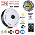 HD 960P Wifi Wireless IP Camera VR 360 Degree View Indoor Home Security Surveillance Remote CCTV Baby Kid Nanny Monitor DVR8700