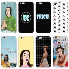 emma chamberlain For Huawei Mate 20 10 lite pro 9 8 Y9 Y7 Y6 prime Y5 Y3 II GR5 2017 2018 2019 case Soft phone cover(China)