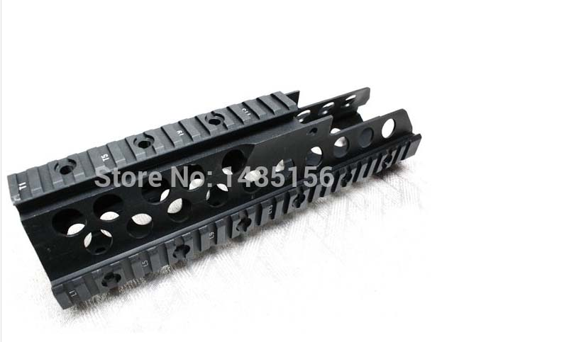 Hk G36 G36C handguard Quad Rail Mount System Low Profile