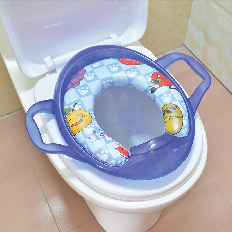 Superior Quality Infant Portable Cushion Soft Baby Toilet Training ...