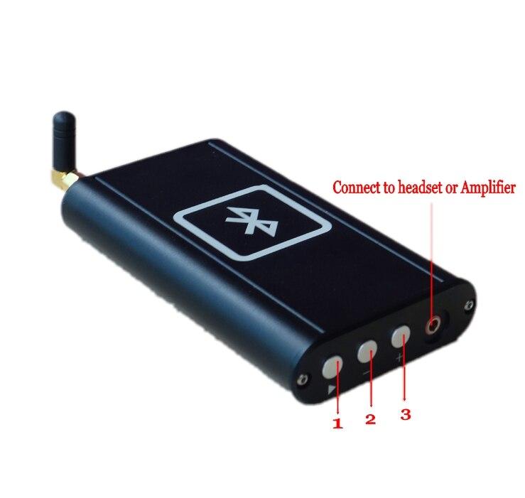 APTX HD CSR8675 Bluetooth 5 0 Audio Receiver lossless Wireless Adapter headphone amplifier PCM5102 DAC Decoder