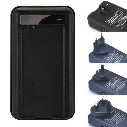 US EU AU UK Travel Plug USB AC Wall Charger Spare Battery Charger For SAMSUNG Galaxy S5 i9600
