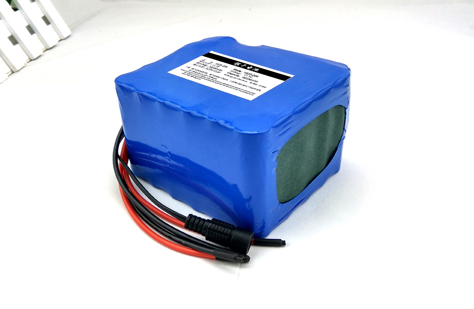 12V 20000 mAh / 20ah lithium battery High capacity Battery Golf excursion car Battery electric car Battery current 100A 2016 promotion new standard battery cube 3 7v lithium battery electric plate common flat capacity 5067100 page 6