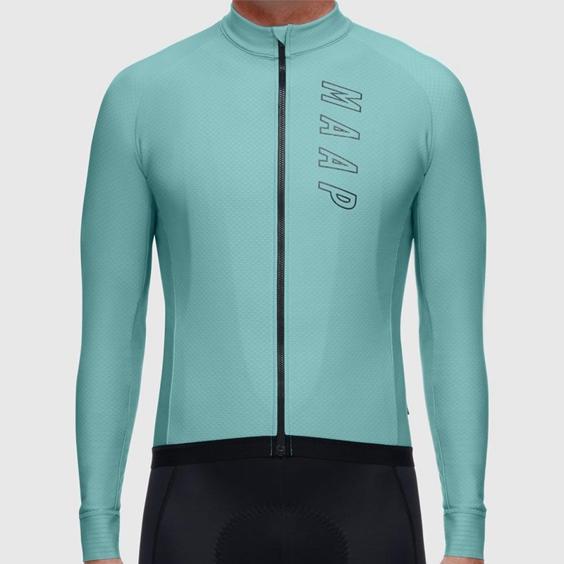 Cycling-Jersey Race-Sweatshirt Manga Long-Sleeve Maap Road/mountain-Bike Uci-Team Ciclismo