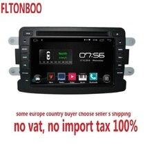 7 дюймов Android 8,1 для renault duster, dacia, Sandero, автомобильный DVD, радио, gps-навигация, 3g, BT, Wifi, 1 Гб, четырехъядерный,
