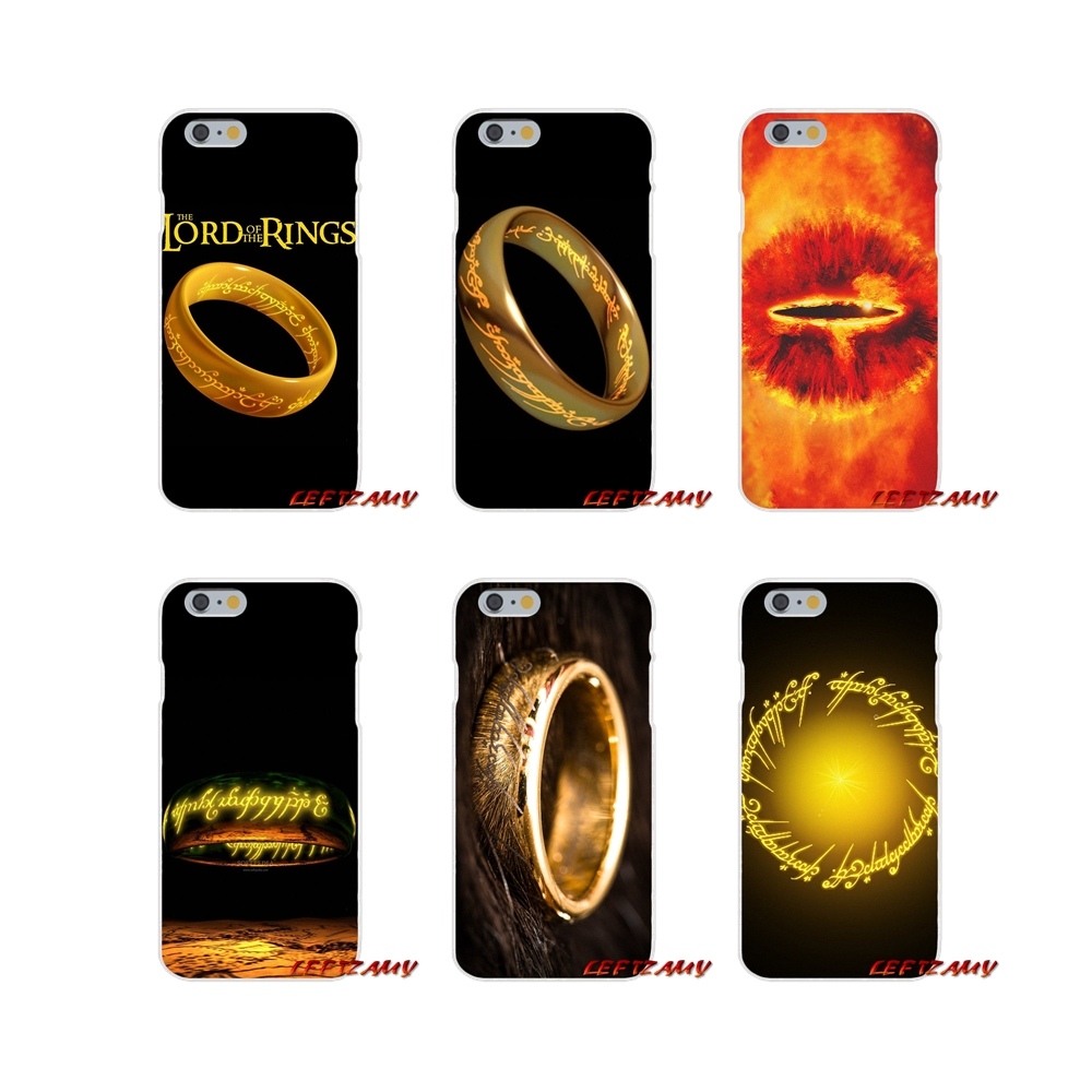 Lord of the rings For Samsung Galaxy A3 A5 A7 J1 J2 J3 J5 J7 2015 2016 2017 Accessories Phone Cases Covers