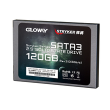 Gloway SSD512G 240G 120G Internal Solid State Hard Drive Disk SATA III 2.5″ MLC with Cache high speed