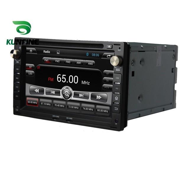 Tela HD Quad Core Android 4.4 Carro DVD GPS Leitor de Navegação para VW Passat B5/Golf 4/Polo 3G/Wifi controle de volante