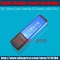 Águia Dongle Reparo do telefone móvel de Reparo placa de circuito PCB placa de circuito do telefone móvel desenhos versão de atualização
