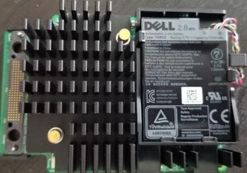 Se original Dell Perc H310 SATA/SAS HBA controlador RAID 6Gbps PCIe x8 LSI  9240-8i M1015