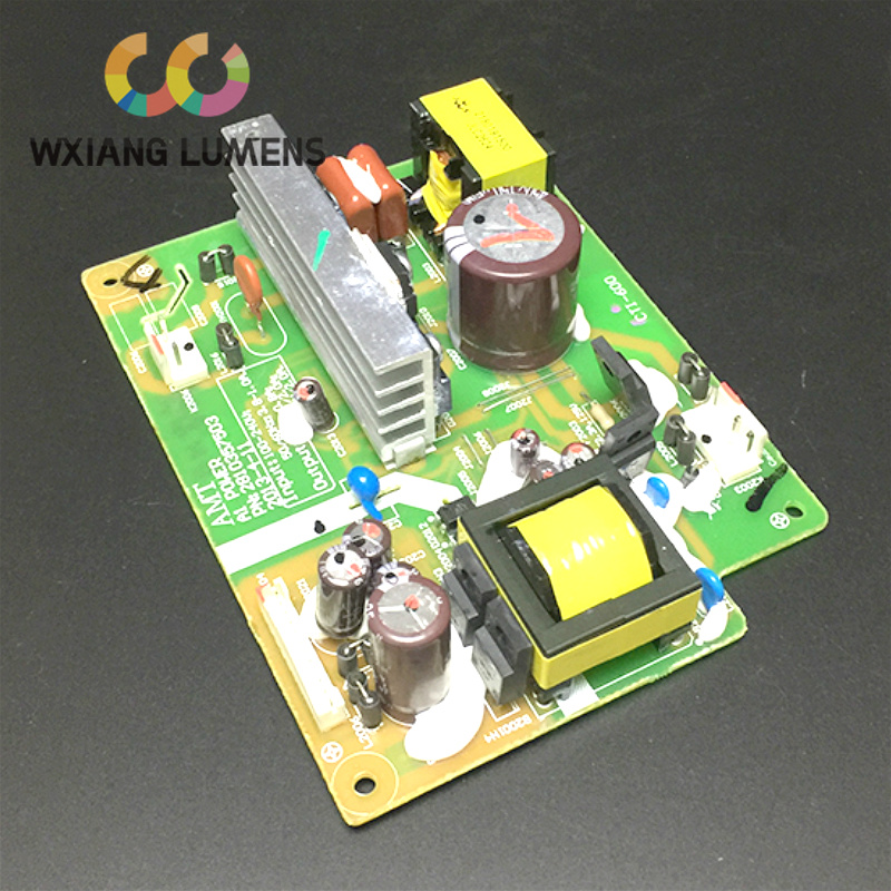 Projector Main Power Supply Board A1 Fit for ASK PT-X351 X323 X2710STCProjector Main Power Supply Board A1 Fit for ASK PT-X351 X323 X2710STC
