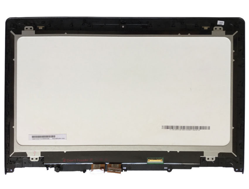With Frame Replacement For Lenovo Yoga 500 14IBD 80N4 80NE 20583 20590 Touch Screen Digitizer and