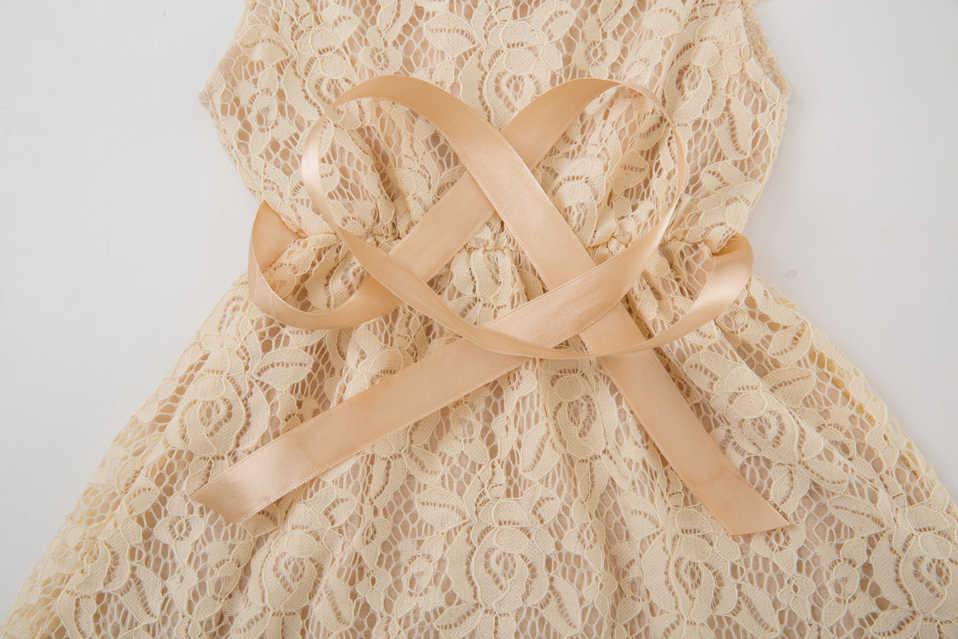 Lol Pettigirl Vestidos de Verão para As Meninas Do Partido Da Princesa Crianças Roupas De Casamento Da Flor Do Laço Elegante À Noite Crianças Vestido Pornô 2019
