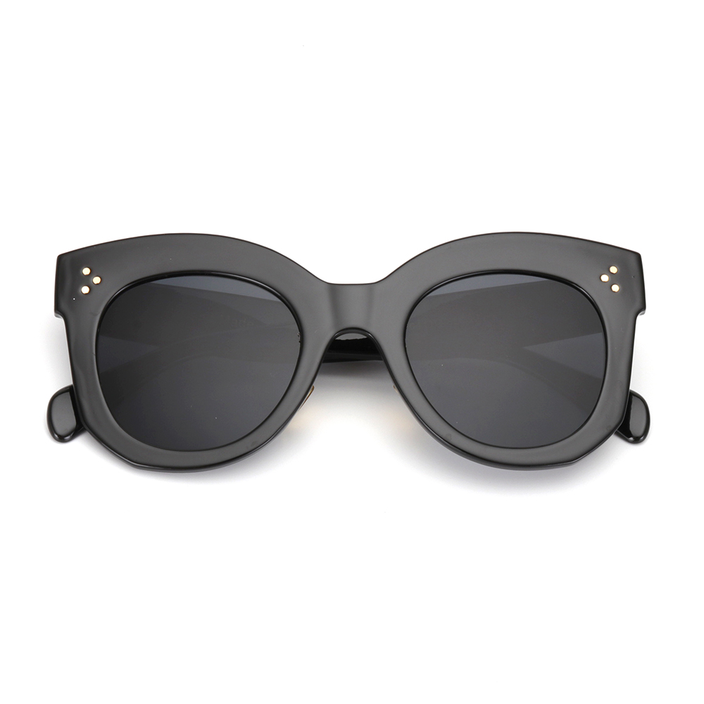 ROYAL GIRL Women Sunglasses Oval Female Men Acetate Frame Vintage Glasses Fashion Brand Designer Sun Glasses UV400 ss525