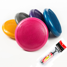 Spiky Sensory Toy EDC Fidget Gadget Anti Stress For Autism O Sit Air Cushion Adult Childs Inflatable Seat