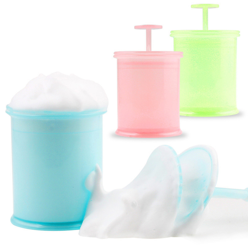 New Face Cleanser Shower Bath Shampoo Foam Maker Travel Household Cup Bubble Foamer Makeup Tools Accessories