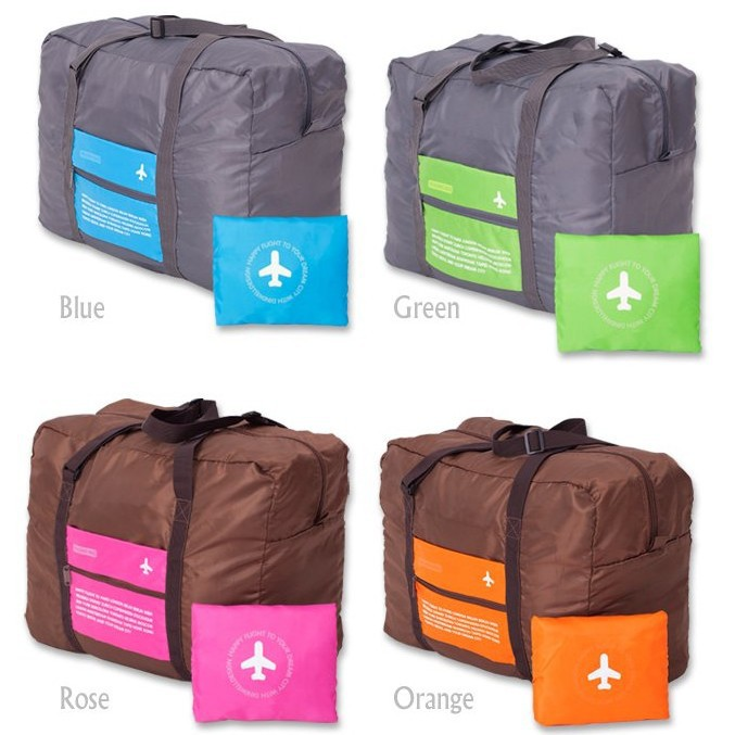 Aliexpress.com : Buy Travel folding large duffle carry on luggage ...