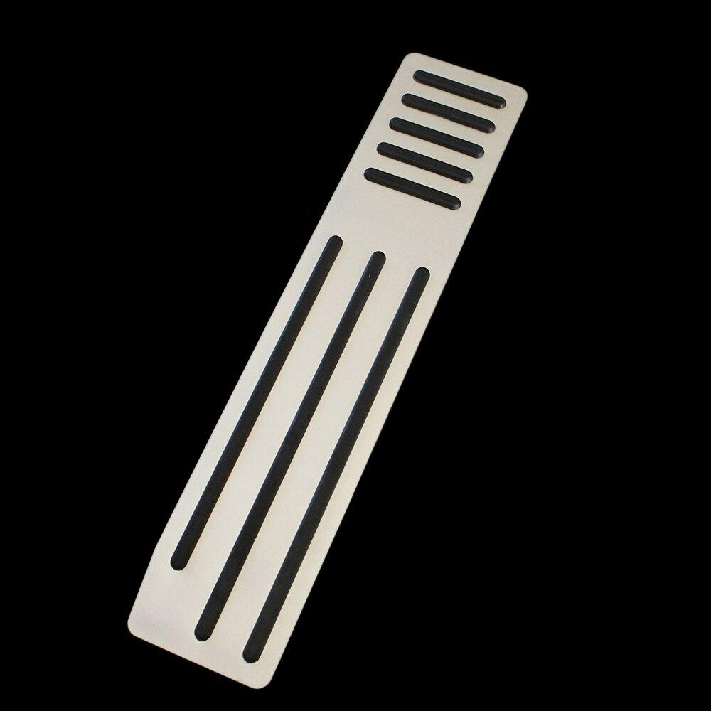 3 шт. алюминиевый сплав акселератора ног изменение педали для Tesla модель X/модель s автомобилей Стайлинг украшения аксессуар плиты
