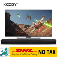 Free DHL Delivery NO TAX XGODY S E20 Soundbar for TV Home Theater Bass Subwoofer Aux In Coaxial HDMI Bluetooth Wireless Speaker