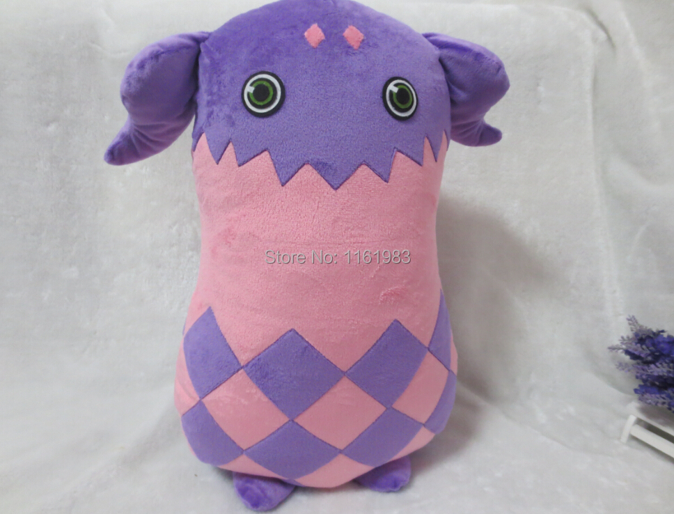 Tales of Xillia Elise Lutus Teepo Plushie Handmade Stuffed Plush Toy Cosplay Props 45cm tales of horror