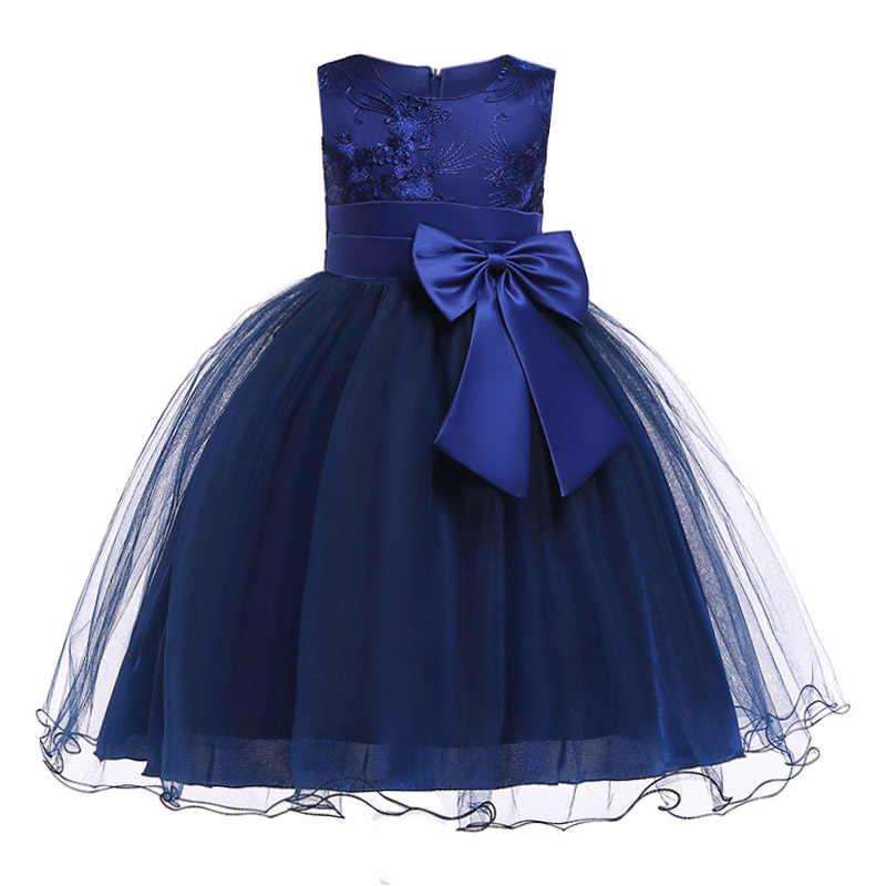2019 pierwsza komunia sukienki dla dziewczynek flower girl sukienki na ślub suknie balowe dla dzieci odzież dziecięca 3-12 lat