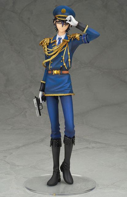 New Yata Misaki & Fushimi Saruhiko Action Figures Anime PVC brinquedos Collection Model toys free shipping
