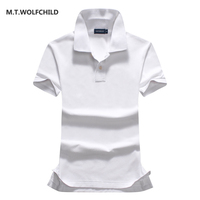High Quality Ladies Summer Short Sleeve Lapel POLO Shirts Cotton Brand POLO Shirts Solid Color Lady