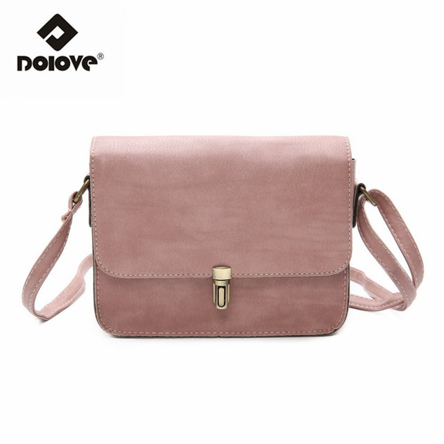 1687cc98bd1e 2018 New Version Of The Fashion Projectile Lock Handbag Small Package Of Small  Women Bag Women Messenger Bag Factory Direct