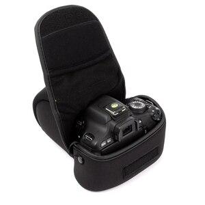 Image 2 - Étui portable en néoprène pour SONY A7 A7S A7SII A7R2 A7R II A7M2 A7III A7RM3 A7R MarkIII A9 housse de protection
