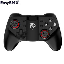 Gamepad for Phone EasySMX VA-018 Joystick Android Gamepad Bluetooth Joystick for Xiaomi Redmi note 7 Huawei Android Phone(China)