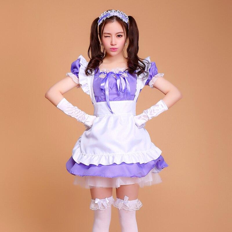 Online Get Cheap Maid Costume -Aliexpresscom  Alibaba Group-1743