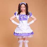 Shanghai Story Women's Lolita Dresses French Apron Maid Costumes Cosplay For woman