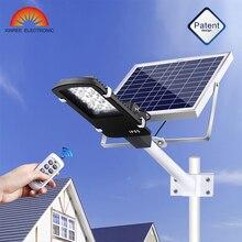 XINREE 15 Вт Светодиодный сад Солнечный свет 12 Светодиодный Солнечный Мощность уличный фонарь с дистанционным сад безопасности лампы уличного Водонепроницаемый IP65