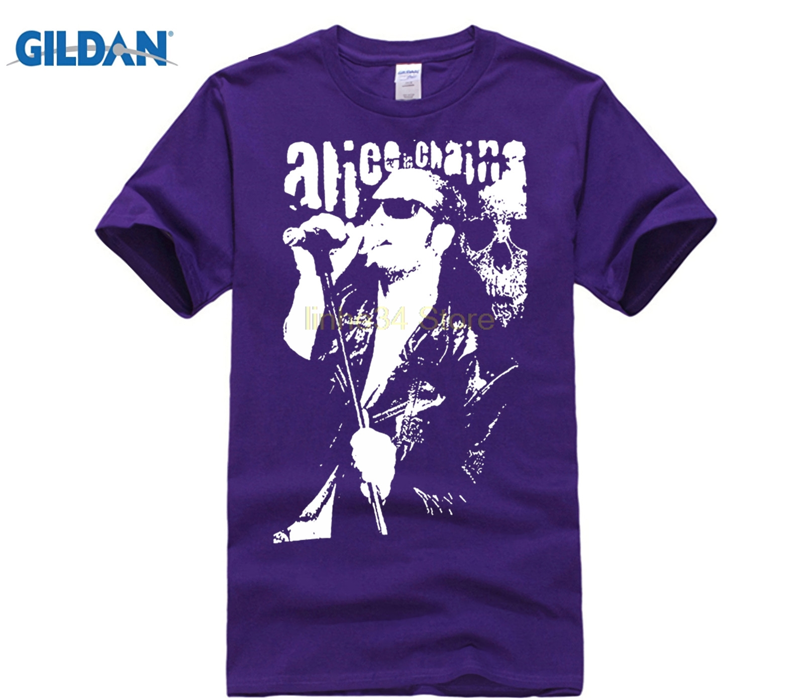 Alice in Chains Jar of Flies Layne Staley Rock Official Tee T-Shirt Mens