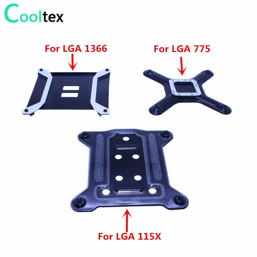 DIY CPU 水冷ブロック水枕水冷ブロッククーラーコンピュータインテル lga 775/115x/1366/2011 高品質