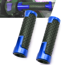 цена на Motorcycle handlebar grip handle bar Motorbike grips FOR SUZUKI GSX-R GSXR 750 GSX-R750 GSXR750 1989-2017 2012 2013 2014 2015