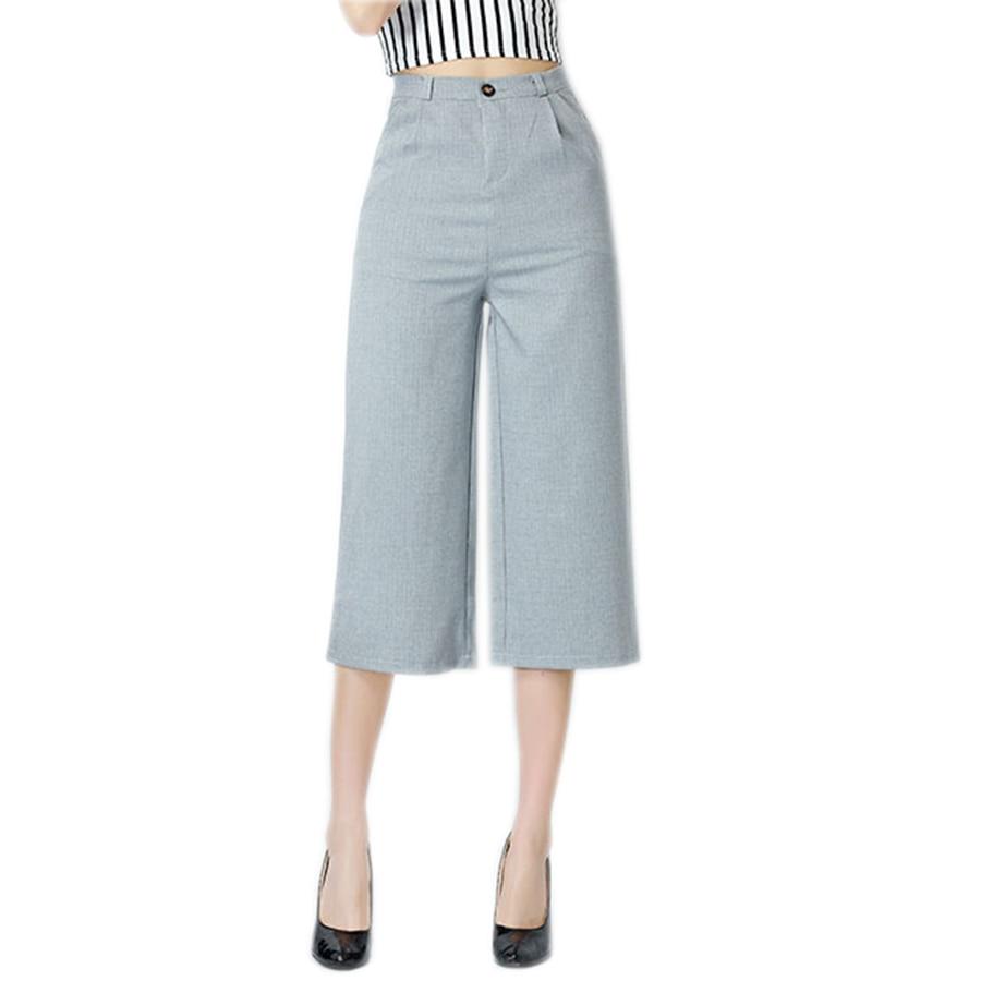Cotton Dress Pants for Women Promotion-Shop for Promotional Cotton ...