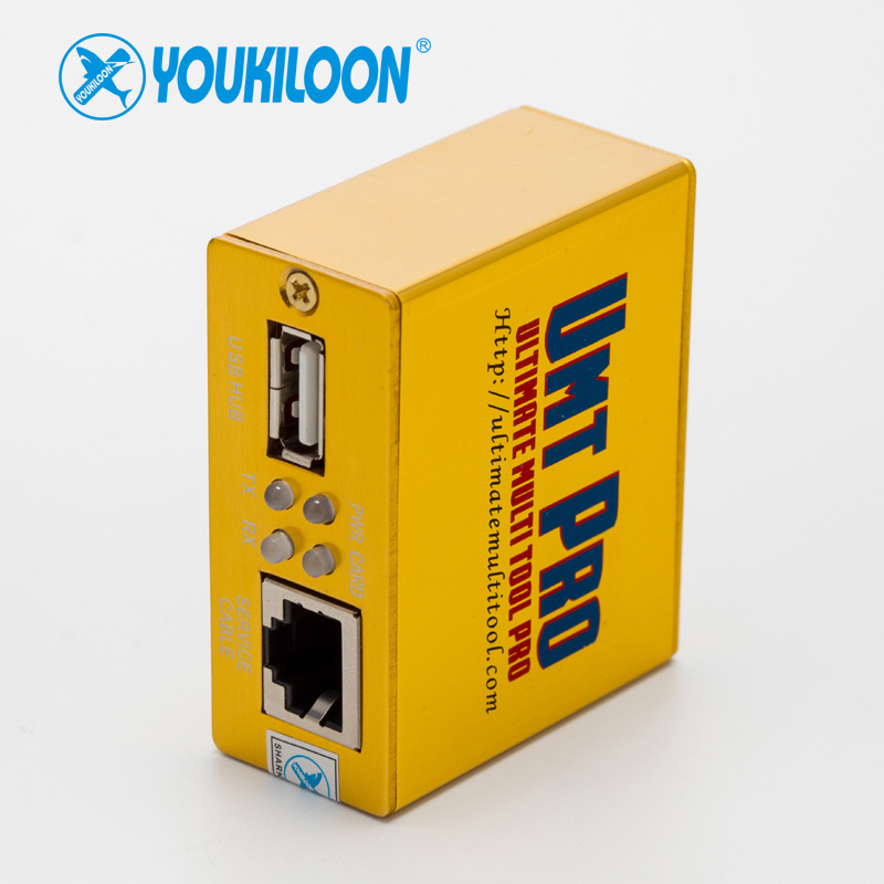 Image 3 - YOUKILOON  UMT Pro BOX (UMT+Avengers 2in1 Box) With 1 USB Cable-in Phone Repair Tool Sets from Cellphones & Telecommunications