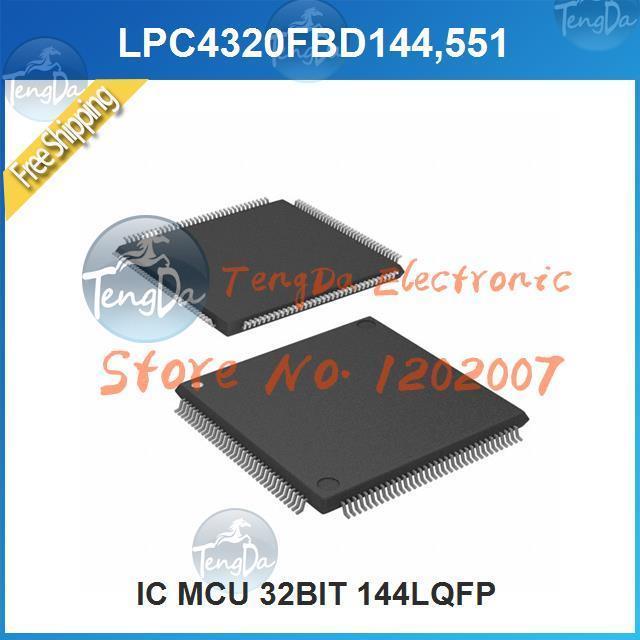 LPC4320FBD144,551