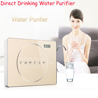 Level 6 Filter Direct Drinking Water Purifier Home Tap Water Intelligent Ultra Filtration Terminal Water Purifier AZX 08UF C5