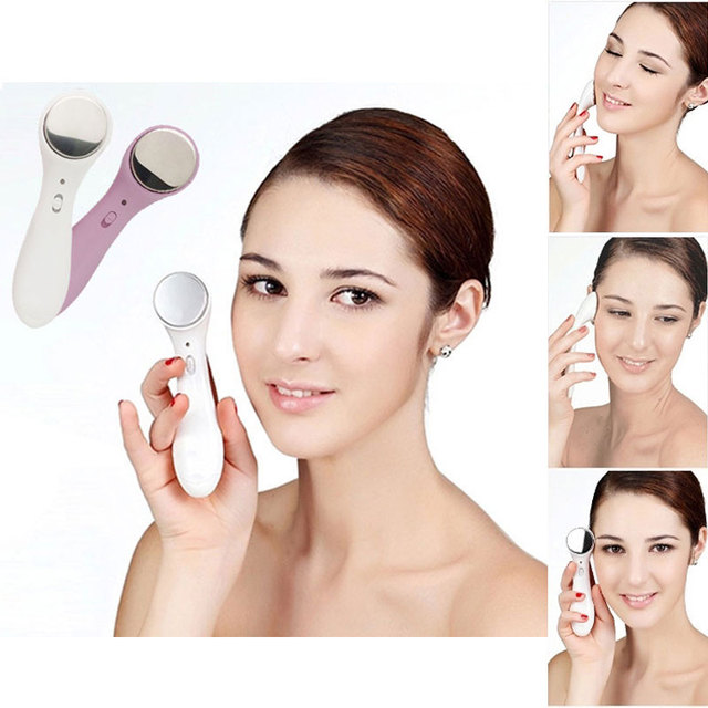 Ultrasonic Ion Face Lift Facial Massager 3