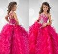 2017 Nueva Llegada de La Venta Caliente Hermosos Vestidos De 15 Años vestidos de Quinceañera vestido de 15 anos de debutante Apliques de Perlas