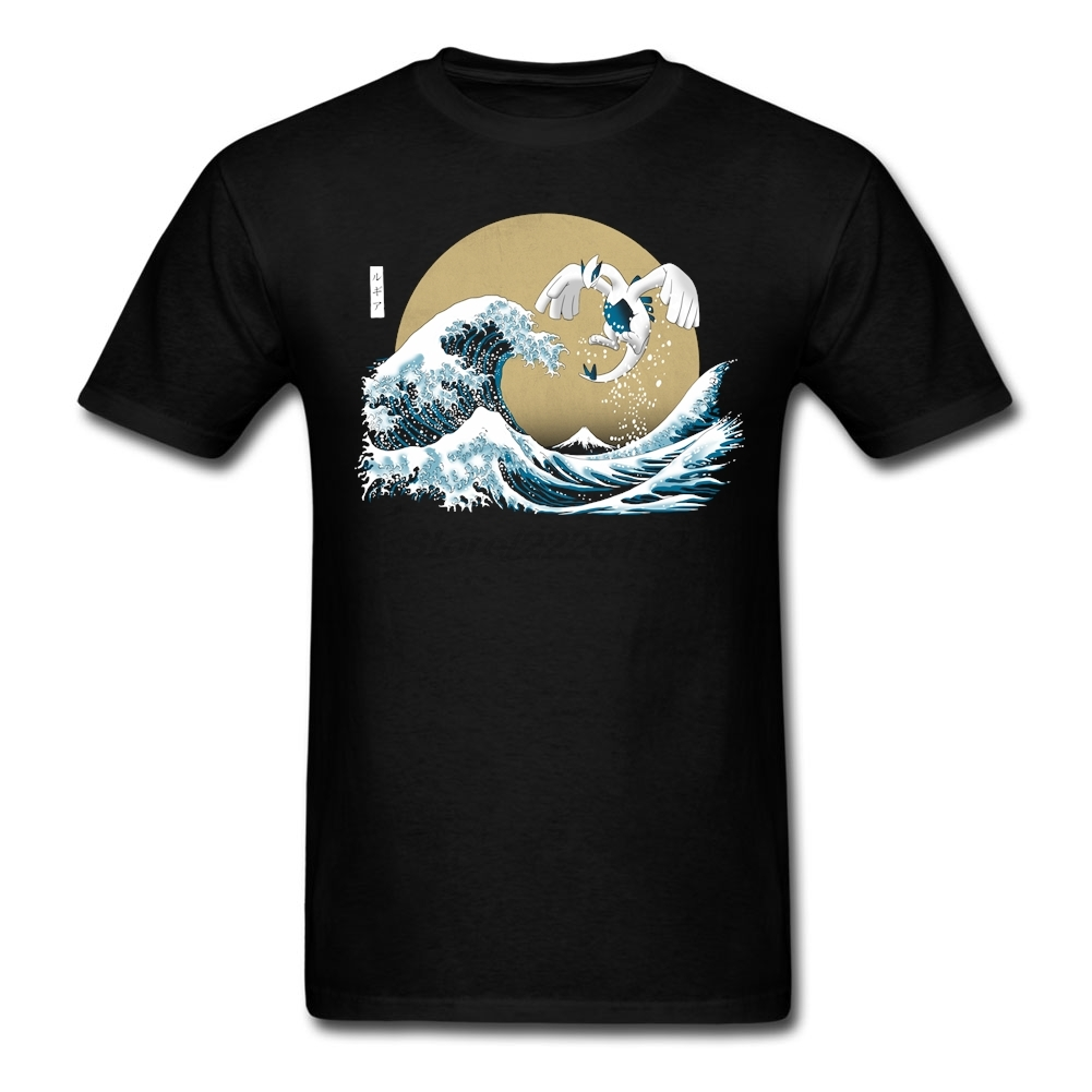 Toussaint Men The Great Guardian T-Shirt Big size O-Neck Adult Man T-Shirt Screen Streetwear Creator
