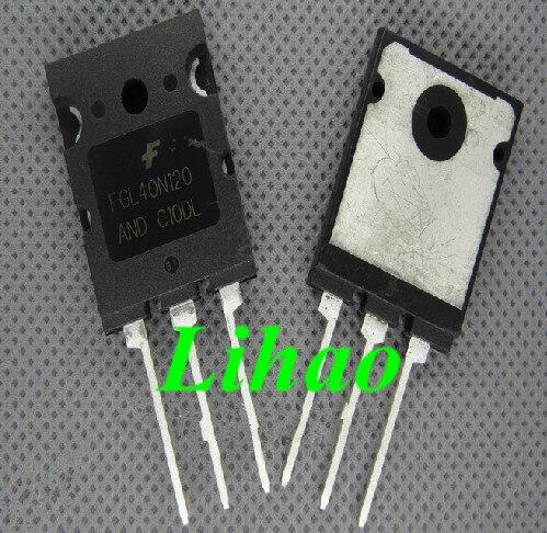 Электронные компоненты и материалы FGL40N120AND 3