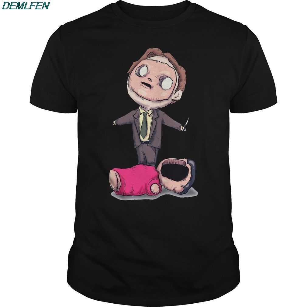 ドワイト · Schrute 救急失敗オフィス Tシャツホラー黒の綿の男性漫画 Tシャツ男性ユニセックス新ファッション tシャツ Tシャツ