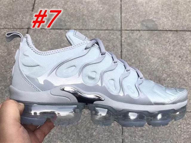 buy online 98969 a83da Vapormax TN Plus Olive Mens Sports Running Shoes Sneakers Men Run In  Metallic White Silver Mens Comfort Casual Pack Triple Black-in Running  Shoes from ...