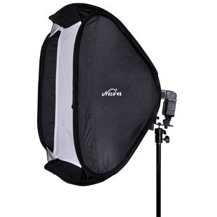 Adearstudio folding portable softbox dome light softbox softbox lighting kit ek-60 60 50d adearstudio adearstudio vl s08led video light set dimming lighting lamp battery