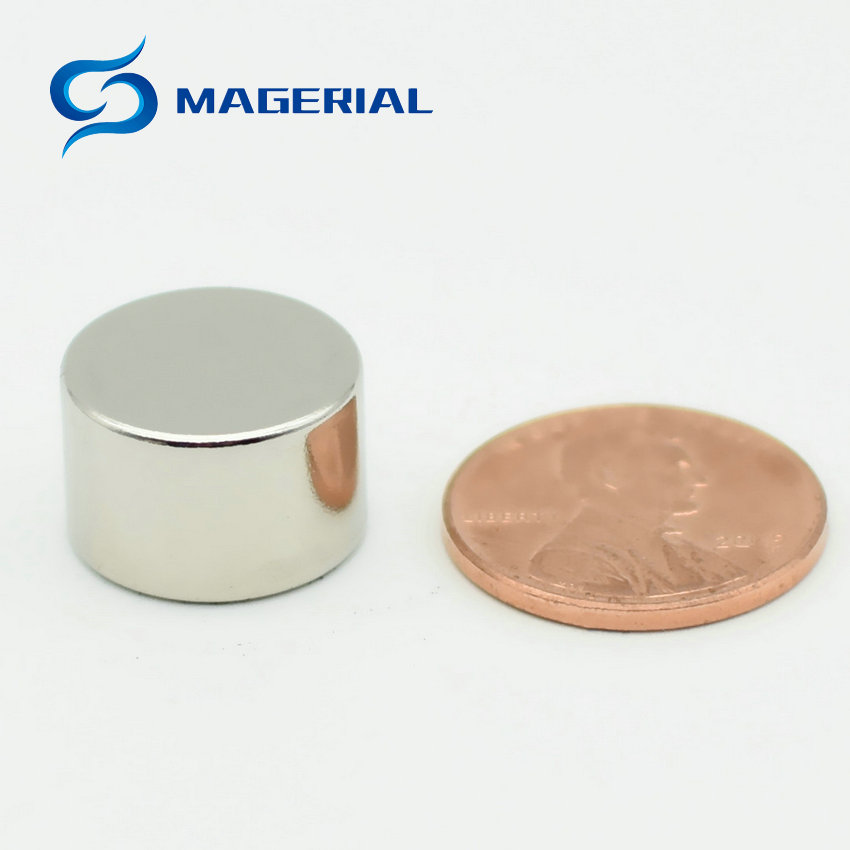 NdFeB Magnet Disc Diameter 15x10 mm Strong Neodymium Magnets Sensor Rare Earth Magnets Permanent Lab magnets N42 60-1000pcs 2pcs mounting magnetic disc diameter 88 mm led light holding spotlight holder male thread ndfeb magnet strong neodymium magnet