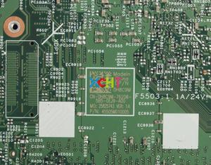 Image 4 - עבור Dell Inspiron 13 7359 H8C9M 0H8C9M CN 0H8C9M 14275 1 PWB: TFFRC REV: a00 w i7 6500U מעבד מחשב נייד האם Mainboard נבדק