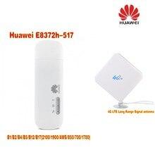 Huawei E8372h-517 LTE FDD  MiFi modem stick plus 4G LTE FDD TDD plus with Antenna 35dBi dual TS9